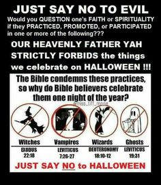 what holidays does the bible say to celebrate