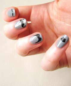 if i showed up to the nail salon with this picture in towe, im pretty sure theyd stare at me....