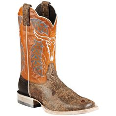Ariat Men's Outlaw Punchy Western Boots
