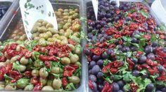 Olive tipiche pugliesi