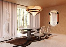 The Relation Between Fashion and Interior Design - Hommes Studio