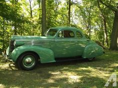 1937 Oldsmobile Coupe for sale (PA) - $27,500 '37 Oldsmobile Business Coupe 70,800 Believed to be Original Miles. Clean title. Runnymeade Green Original exterior paint. Grey Cloth interior. Manual transmission. 6 cylinder engine. All steel original except: 12 volt system, turn signals, & fender skirts. Rare 47 registered known to exist as of 2000 inquiry. Restored approx. 10 years/recent cosmetic touch up. New alternator/system check. Family owned since 1999. This vehicle was very well…