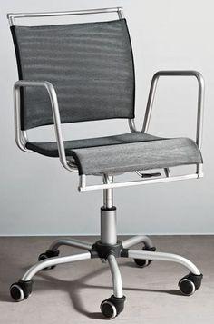 Sedia girevole da ufficio AIR RACE - Connubia Calligaris #sedia #ufficio #gaming