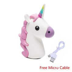 2600mah Unicorn power bank Cute Portable Emoji Power Bank Charger Cartoon USB Battery Bateria For Iphone 4 5 6 Xiaomi Sony LG-in Power Bank from Phones & Telecommunications on Aliexpress.com | Alibaba Group