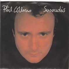 """Phil Collins / Sussidio / I Like The Way / 7"""" Vinyl 45 RPM Jukebox Record & Picture Sleeve #PhilCollins #Pop #Music"""