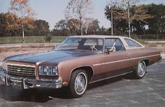 1976 Chevrolet Impala.  GREAT Year!