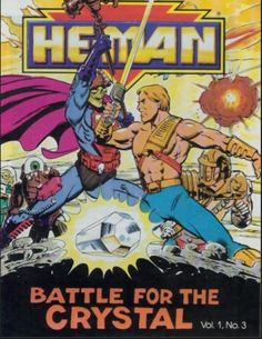 He-Man: Battle for the Crystal