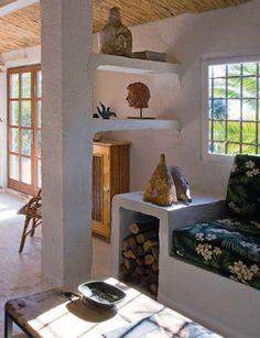 EN MI ESPACIO VITAL: Muebles Recuperados y Decoración Vintage: junio 2012