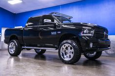 Used 2013 Dodge Ram 1500 Sport with miles at Northwest Motorsport in Puyallup, WA. Buy a used Black Dodge Ram. Lowered Trucks, Ram Trucks, Dodge Trucks, Cool Trucks, Pickup Trucks, Diesel Trucks, Lifted Trucks, Dodge Ram 1500, 2013 Dodge Ram