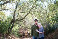 engagement photography in black star canyon - Santa Barbara, San Luis Obispo, Los Angeles, San Diego and Orange County Wedding Photographer
