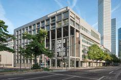 Finalización de talleres de teatro de Städtische Bühnen en Frankfurt