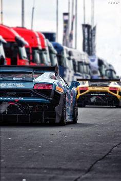 Most Amazing Cars, Blancpain Endurance Series 1000
