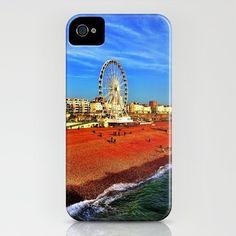 Brighton Beach. iPhone case.