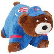 Chicago Cubs Mascot Pillow Pet #ultimateTailgate #fanatics
