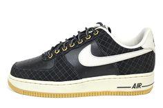 Nike Men's Air Force 1 Black/Light Bone Sneakers 488298 095 for just $55.99  #nikerunning… #baseballcleats #Men39;s #shoxsuperfly #soccershoes #teamsport #sneakerkingdom #Men39 #20%shoeco #nikebaseball