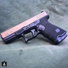 boresight solutions G19 in all its stipple glory