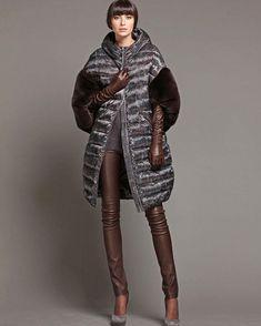 Хотите приобрести изысканное но вместе с тем практичное пуховое пальто? У нас…