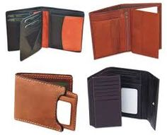 Choosing the right gift #mens #leather #wallets for your loved ones and other leather products visit http://www.shriexports.net/