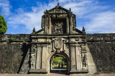 Fearsome Fortress: Guide to Fort Santiago in Intramuros, Manila Philippines Culture, Manila Philippines, Philippines Travel, Filipino Architecture, Philippine Architecture, Fort Santiago, Manila Luzon, Intramuros, Philippine Holidays