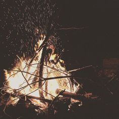 Fire, smoke, ember and ashes. 'If moderation is a fault, then indifference is a crime.' Love me some Kerouac; Burn, burn, burn. #Inspiration. • • • • • • #fire#photo#JackKerouac#camping#hiking#outdoors#passion#themadones#create#poetry#photography#campfire#rva#nature#art#instaart#coffee#straytgthr#whisky#adventure#explore#optoutside#betheadventure#illustration#design#wander#nature#instagood#creatives#burn