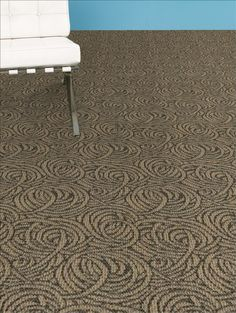 Perpetual Motion Ultraloc® Pattern | I0036 | Patcraft Commercial Carpet and Commercial Flooring
