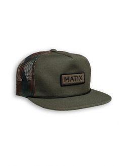 HUNTSMAN HAT | MATIX Tees & Accessories