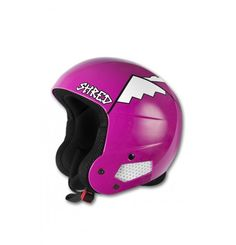 Outstanding safety and comfort in your favourite Shred style! The Brain bucket Whyweshred Pink Junior meets and exceeds top saftey standards to keep you safe in the event of a fall. Combined with shred's famous bright colours and playful graphics, this helmet is for skiers who want to be free to have fun. With your safety taken care of, the mountain is yours! Ski Gear, Skiers, Bright Colours, Bicycle Helmet, Brand Names, Your Favorite, Brain, Have Fun, Safety