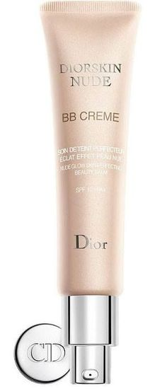 So I don't know why but my skin got so dry a while ago that it was patchy\/flaky\/gross and nothing worked for foundation anymore! Well I let a lady at the dior counter put this on me and I was sold. My skin grossness had been transformed into not only flawless but glowing perfection! But it's expensive. If I can't find a good drugstore option I may have to save for it. - Dior BB Nude