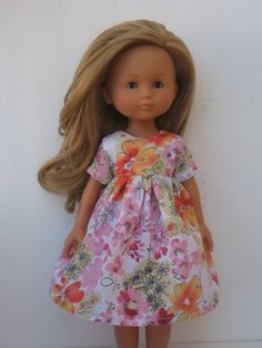 Corolle Les Cheries Doll Dress by PachomDollBoutique on Etsy, $13.99
