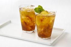 Sparkling Peach Tea recipe