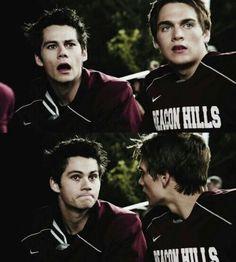 Liam and Stiles ❤