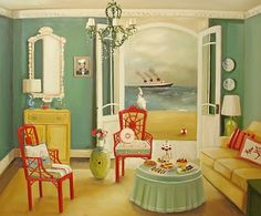 artists who blog: janet hill : artists who blog