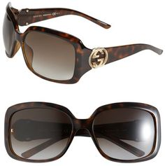 #Gucci                    #Eyewear                  #Gucci #61mm #Square #Frame #Sunglasses #Havana #Size                         Gucci 61mm Square Frame Sunglasses Havana One Size                            http://www.snaproduct.com/product.aspx?PID=5313277