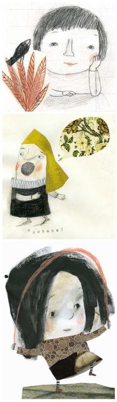 Manon Gauthier Illustration -
