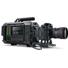 Blackmagic Design URSA 4K Digital Cinema Camera CINECAMURSA4K/EF