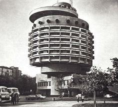 """Гостиница """"Салют"""". Киев, 1984"""