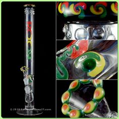 Roor produce some of the finest quality hand-blown glass bongs and accessories in our catalog. The last word in quality, Roor is only for dedicated glass fans. Crazy Bongs, Cheap Bongs, Weed Bong, Best Vaporizer, Pipes And Bongs, Glass Bongs, Oil Rig, Smoke Shops, Smoking Accessories