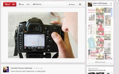 60 Awesome Pinterest Boards Every Photographer Should Follow