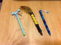 Diy decorated pens