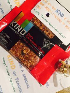 Teachers staff granola bar treat pack positive promotions save kindsnacks teacher appreciation week healthy snack day with the kind bar solutioingenieria Choice Image