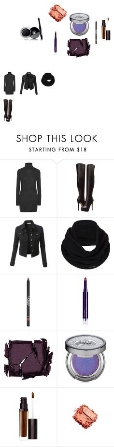 """""""Last Day Of October"""" by kaybee-3 on Polyvore featuring Equipment, Chinese Laundry, LE3NO, prAna, Lipstick Queen, Chanel, By Terry, Surratt, Urban Decay and Laura Mercier"""