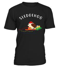 """# Sledgehog, Funny Cute Animal Hedgehog Christmas T-Shirt .  Special Offer, not available in shops      Comes in a variety of styles and colours      Buy yours now before it is too late!      Secured payment via Visa / Mastercard / Amex / PayPal      How to place an order            Choose the model from the drop-down menu      Click on """"Buy it now""""      Choose the size and the quantity      Add your delivery address and bank details      And that's it!      Tags: Funny Animal Pun T-Shirt is…"""
