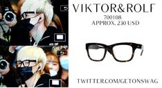 SUGA #BTS 151225 #SUGA VIKTOR&ROLF 700108 (var.color) glasses  @BTS_twtpic.twitter.com/eqwMyxcdYZ Korean Fashion Men, Mens Fashion, Bts Clothing, Bts Wallpaper, Eyewear, Sunglasses Women, Viktor Rolf, Specs, Jimin