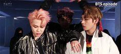 Rapmon in the back||JUST BTS VMIN