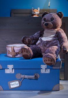 Onderschuifbed #Ikea voor de #kinderkamer  Handy #trundle for the # ...