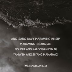 11 Best tagalog bible verse images in 2018 | Bible, Bible