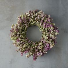 This English strain of unscented oregano features luscious mounds of lavender and cream flowers that will last all season.- Air-dried Kent beauty oreg