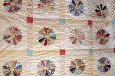 add a little pink: fertige Quilts