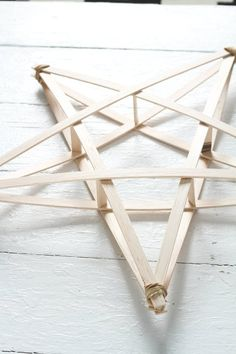 how to make a paper parol