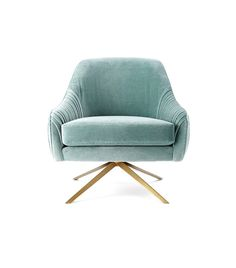 12 Statement Lounge Chairs to Enhance Your Living Room via @MyDomaine